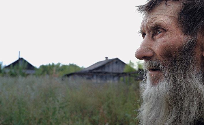 Умирающие деревни Воронежской области