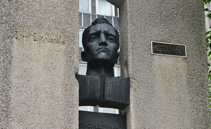 Украинский поэт Василий Стус