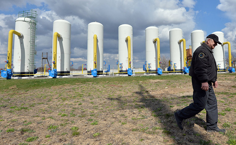 Газовая станция в Боярке, Киевская область