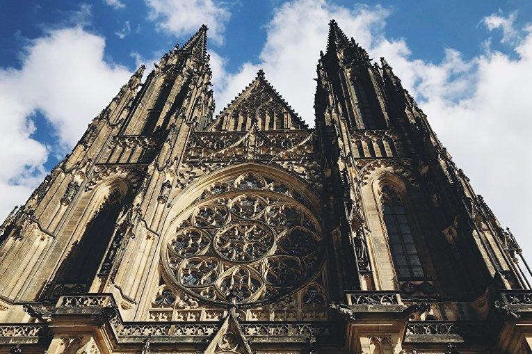Собор Святого Вита в Праге, Чехия