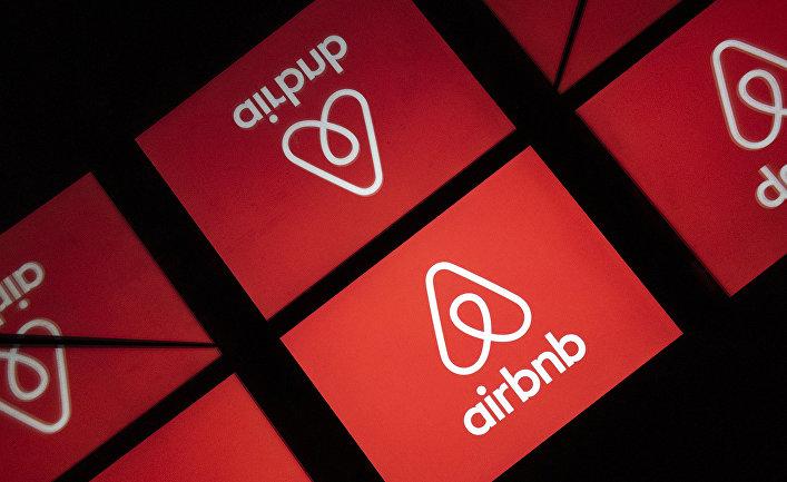 Логотип Airbnb