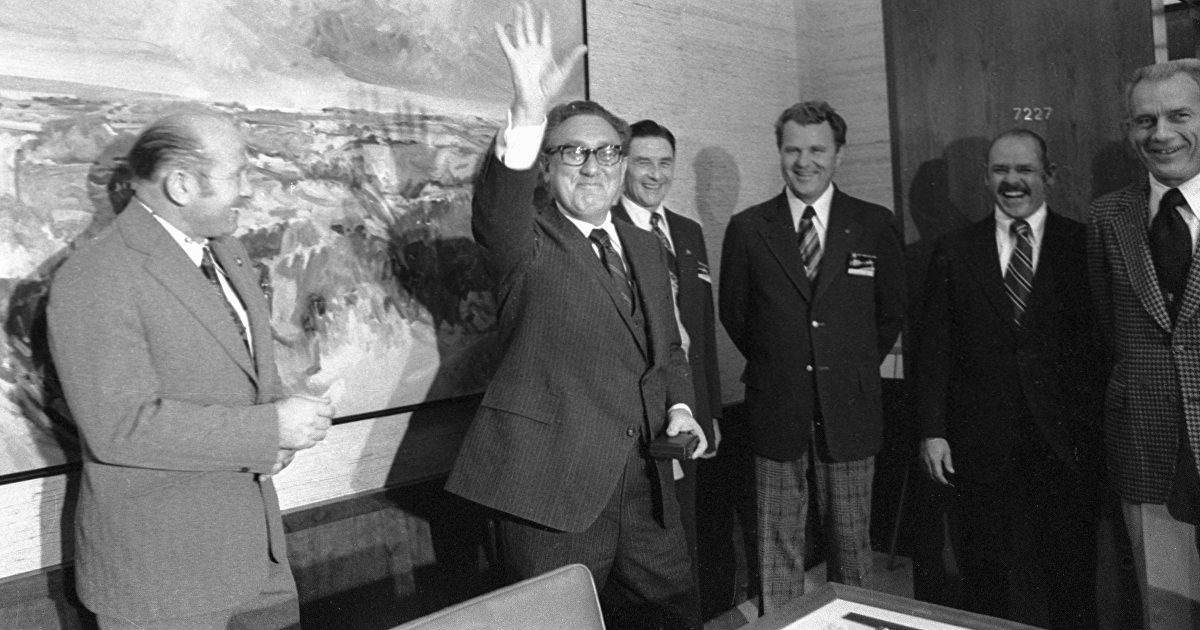 Переговоры с Россией: чему нас учит Киссинджер (The National Interest, США)