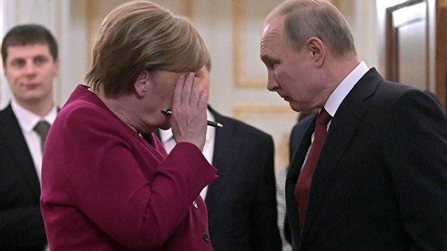 Историк: Германия поддерживает бандитское государство Путина (Polskie Radio, Польша)