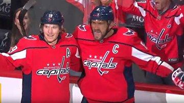 Овечкин творит историю НХЛ
