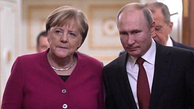 ЕС и Россия: застрявшие между дружбой и враждебностью (The National Interest, США)