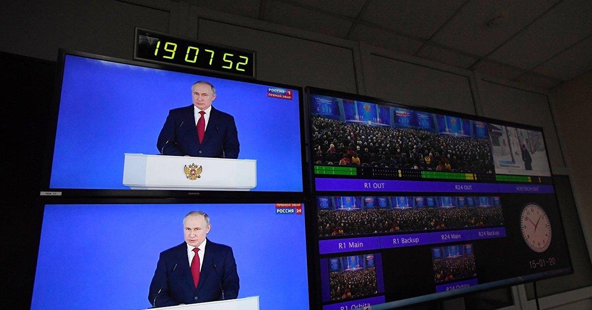 Advance (Хорватия): конец мифа о путинском преемнике. Россия становится глубинным государством