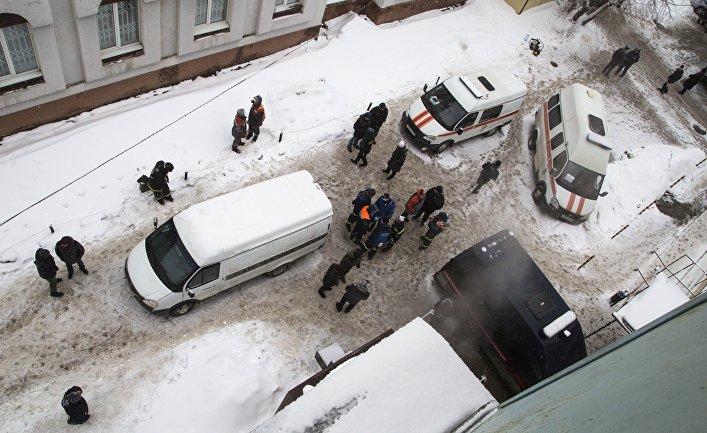 В пермском отеле пять человек погибли при прорыве трубы с кипятком