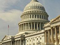 Здание американского Сената в Вашингтоне