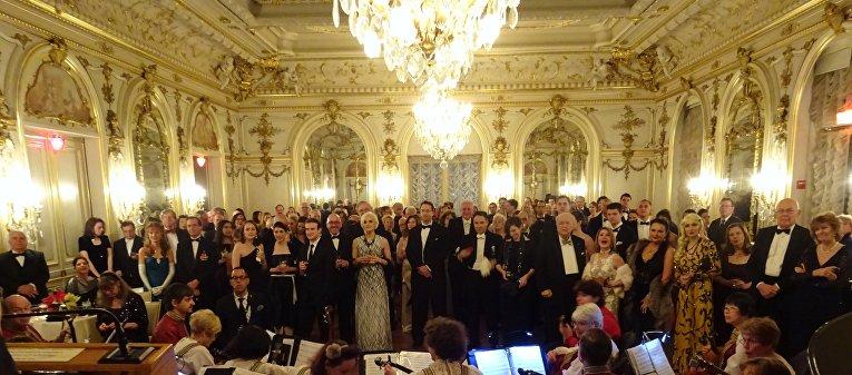 Ежегодный русский бал в Вашингтоне