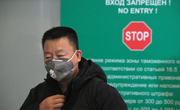 Санитарный контроль усилен в аэропорту Шереметьево