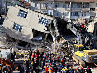 Землетрясение в Турции 24 января 2020