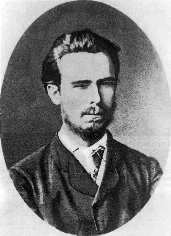 Русский революционер Сергей Нечаев