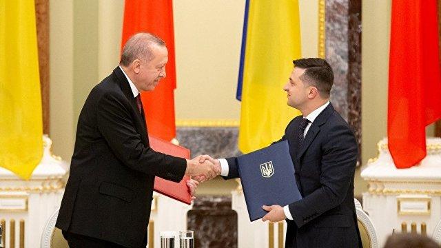 Украина не понимает, что целью является она сама. Целью для Турции (Корреспондент, Украина)