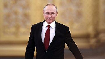 Президент РФ В. Путин провел совместное заседание президиума Госсовета и Совета по науке и образованию