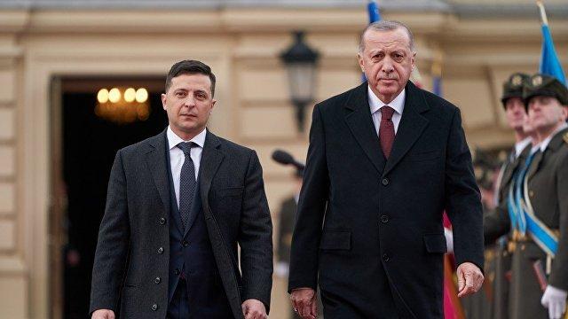 Факти (Болгария): позиции Украины и Турции совпадают