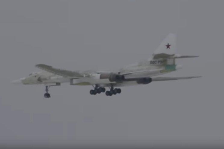 Первый полет модернизированного «Белого лебедя»