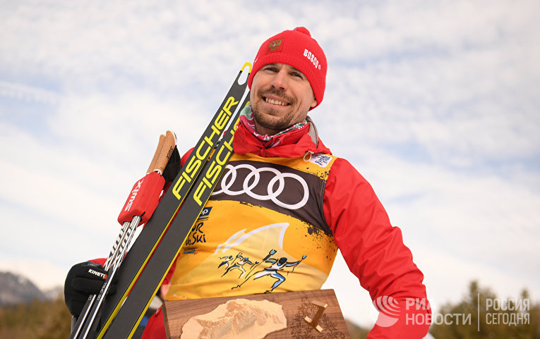 Лыжные гонки. Тур де Ски. Мужчины. Индивидуальная гонка