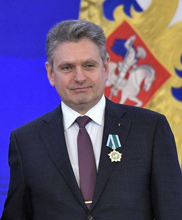Председатель Национального движения русофилов в Болгарии Николай Малинов