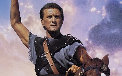 Кадр из фильма «Спартак»