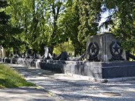Памятники разведчику Кузнецову на территории Западной Украины