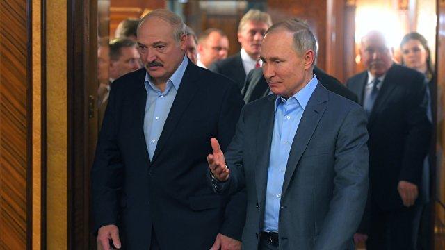 Белорусские новости (Белоруссия): Лукашенко в Москве пришлось открыто стать на позицию Путина
