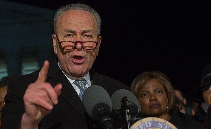 Сенатор от штата Нью-Йорк Чак Шумер