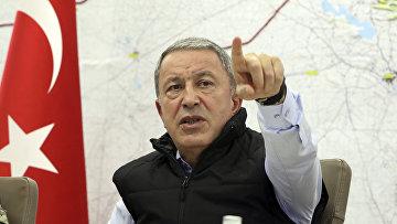 Министр обороны Турции Хулуси Акар