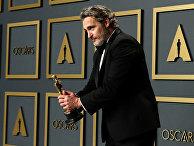 "Хоакин Феникс на церемонии вручения премии ""Оскар"" в Лос-Анджелесе"