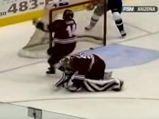 Ovechkin's incredible goal