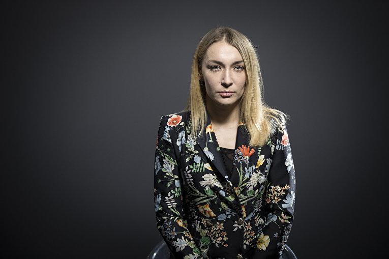Украинская феминистка Инна Шевченко