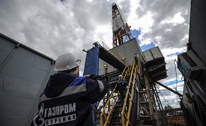 Месторождения газа в Приволжском и Уральском федеральных округах