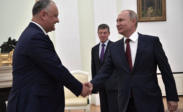 По мнению U.S. News & World Report (США) Плахотнюк - спасение для Молдовы