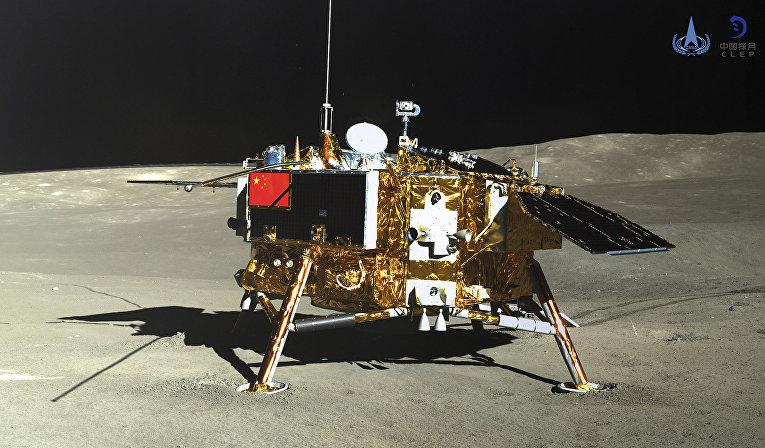 Лунный аппарат Чанъэ-4