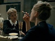 Кадр из фильма «Дау»