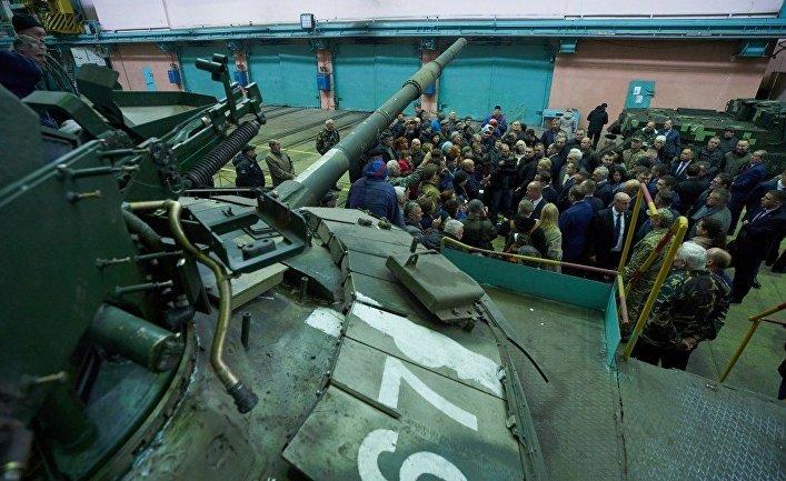 Рабочая поездка Президента Украины в Харьковскую область