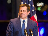 Американский политик Пит Буттиджич