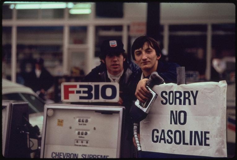 Нефтяной кризис 1973 года