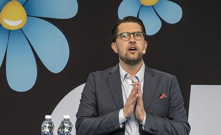 Йимми Окессон, «Шведские демократы»