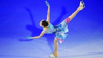 Камила Валиева, ЧМ по фигурному катанию среди юниоров, Таллин