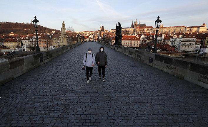 Карлов мост в Праге, Чехия