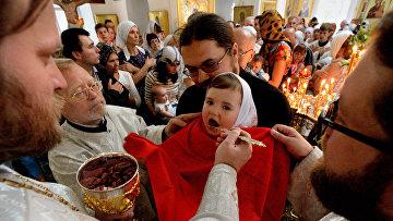 Праздник Преображения Господня в городах России