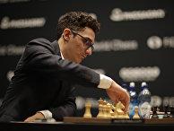 Итало-американский шахматист Фабиано Каруана