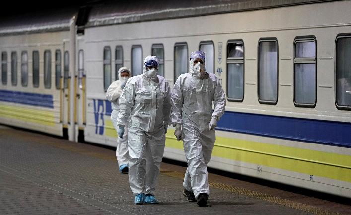 Главред (Украина): голод скоро станет страшнее коронавируса