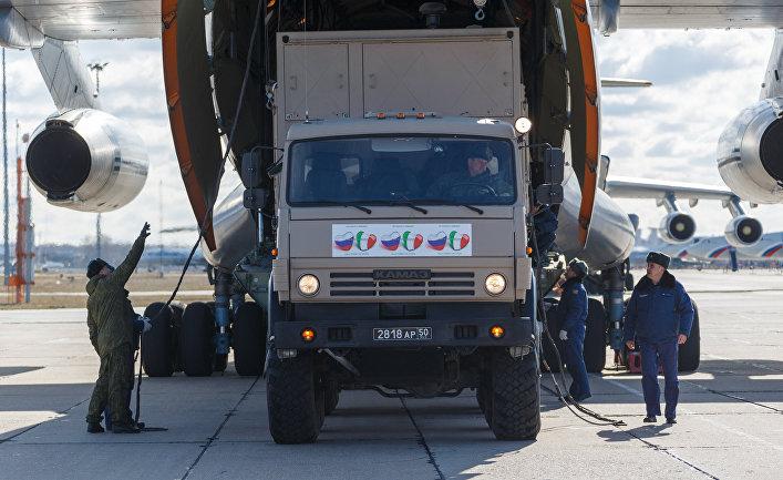Борьба с коронавирусом. Новый союзник Владимира Путина против международных санкций? (El País, Испания)