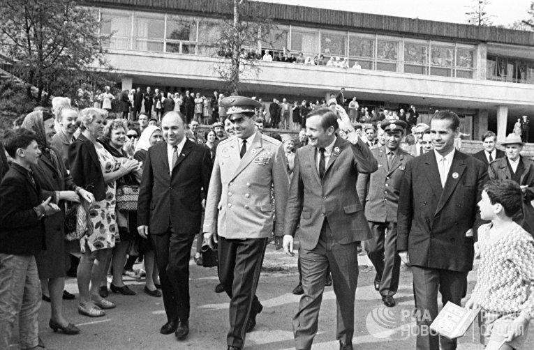 Визит американского астронавта НАСА Нила Армстронга в СССР (24 мая - 5 июня 1970 года)
