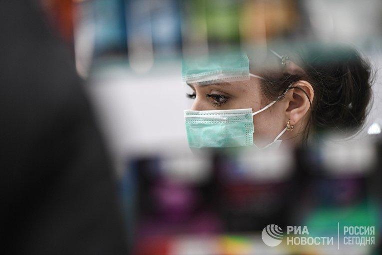 Ситуация в Симферополе в связи с коронавирусом