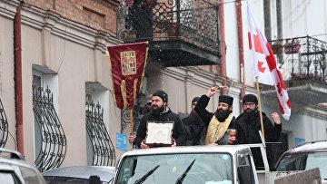 Священники Грузинской Православной Церкви в Тбилиси, Грузи
