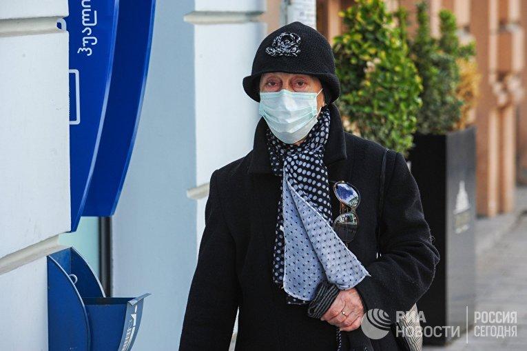 В Грузии вводится всеобщий карантин в связи с коронавирусом