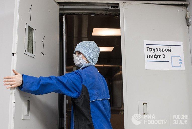 Больница имени С. И. Спасокукоцкого готовится принимать пациентов с коронавирусом