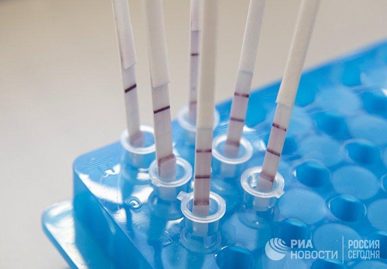 """Разработка экспресс-тестов на коронавирус учеными из центра """"Сколково"""""""